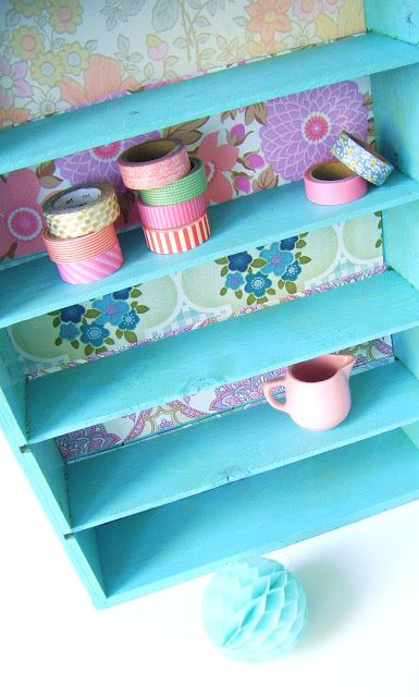 silly old suitcase: DIY-Tutorial; wijn kist make-over...wine box make-over
