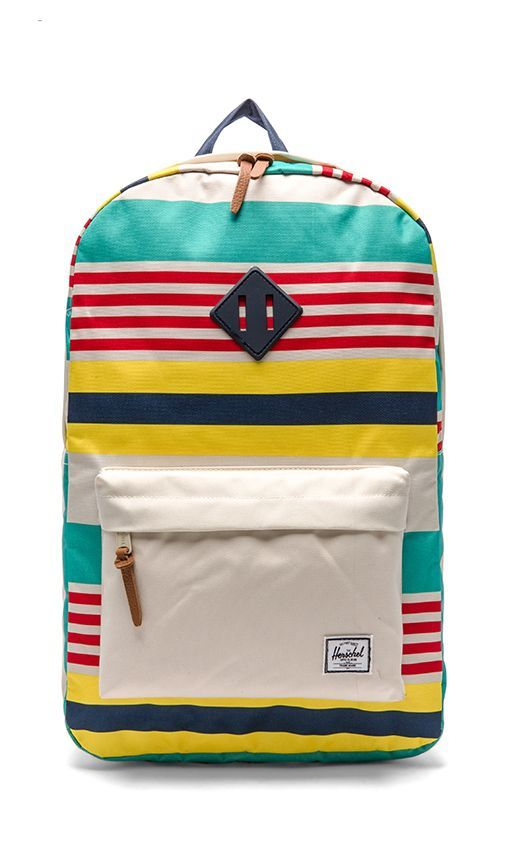 #fashion Heritage Backpack...