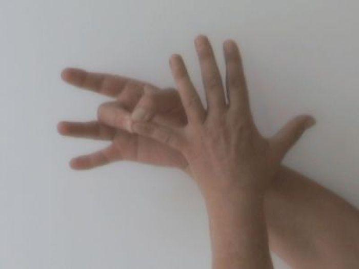 Így működnek a gyógyító kéztartások!