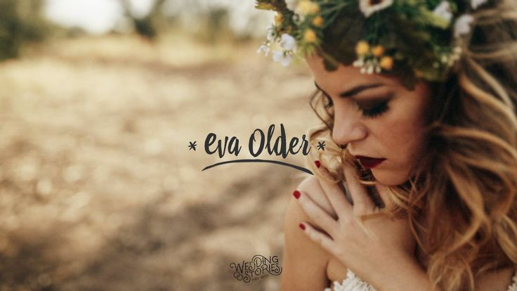 *Eva Older* - Wedding Stories.