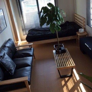 家具のデザインを統一する