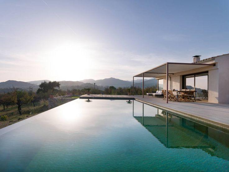 Een modern en warm thuis