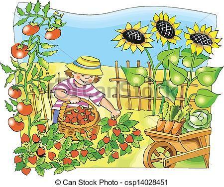 vegetable garden clip art - Google Search | Plants and Gardening ...: https://www.pinterest.com/pin/298645019017170303