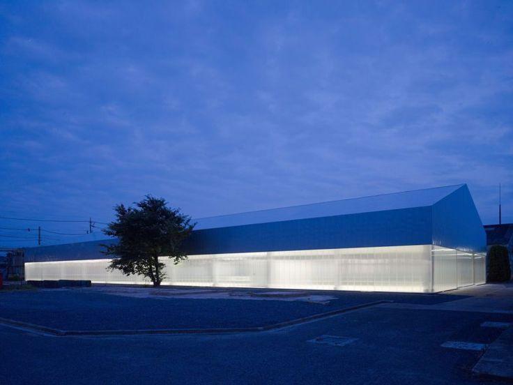 Kamoi Museum / TNA Architects