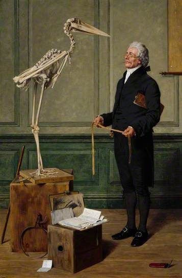 Science is Measurement, 1879 by Henry Stacy Marks (British 1829-1898)
