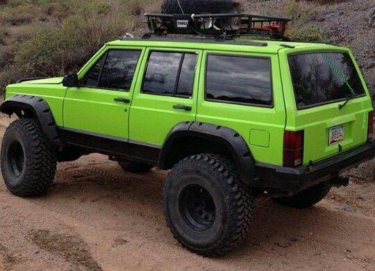 #jeep #offroad #xj
