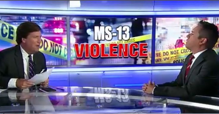 Video: Tucker Scolds Latino Activist Who Argues That Denouncing MS-13 Gang Is Bigoted