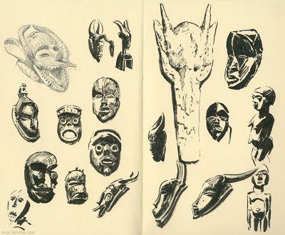 The Self-Absorbing Man: Studies