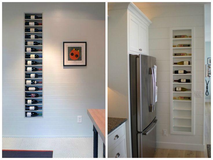 Винные шкафы для кухни: идеи, примеры, фото