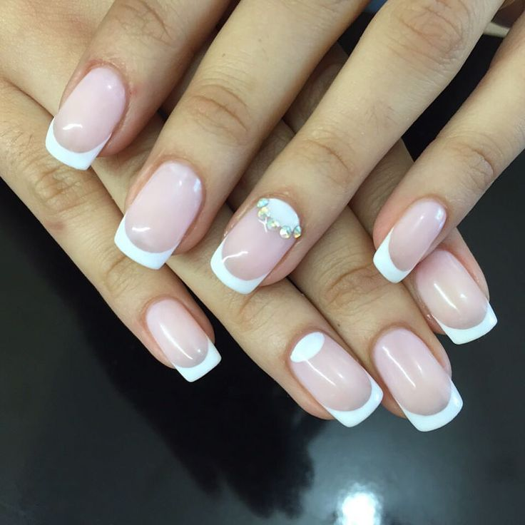 Best 25+ Bridal Nails Designs Ideas On Pinterest