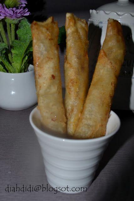 Diah Didi's Kitchen: Pisang Aroma..kriuk..manis dan gurih..^^