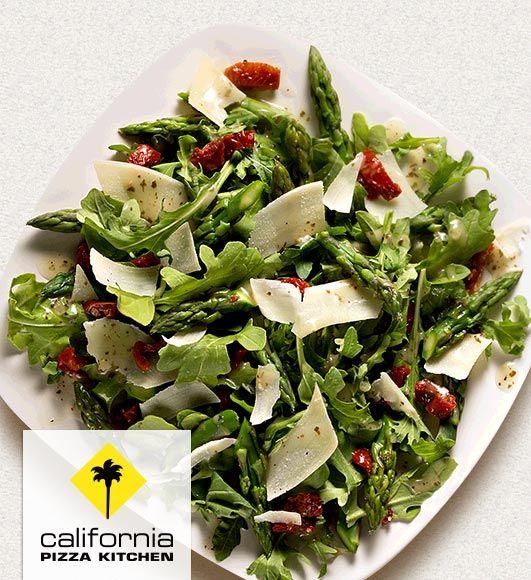 California Pizza Kitchen Roasted Veggie Salad Full