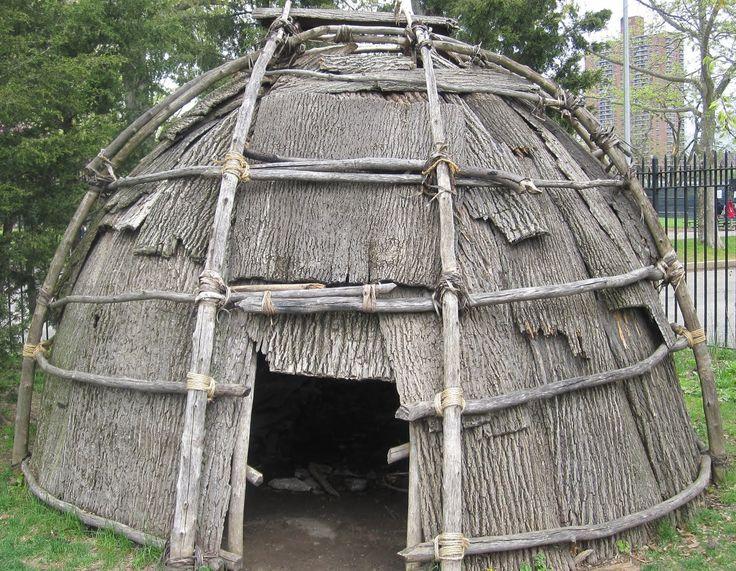 Cherokee Houses | Cherokee