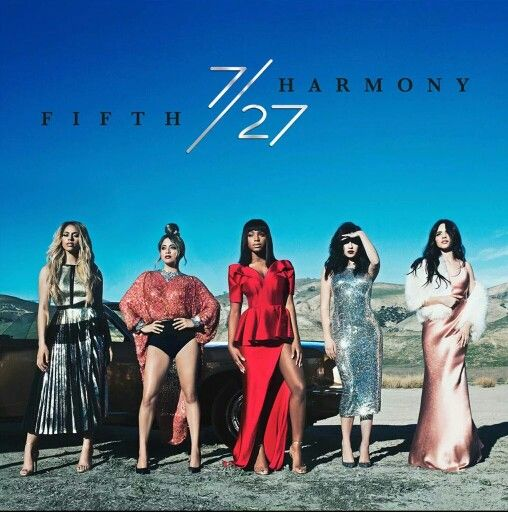 Novo álbum Fifth Harmony 7/27