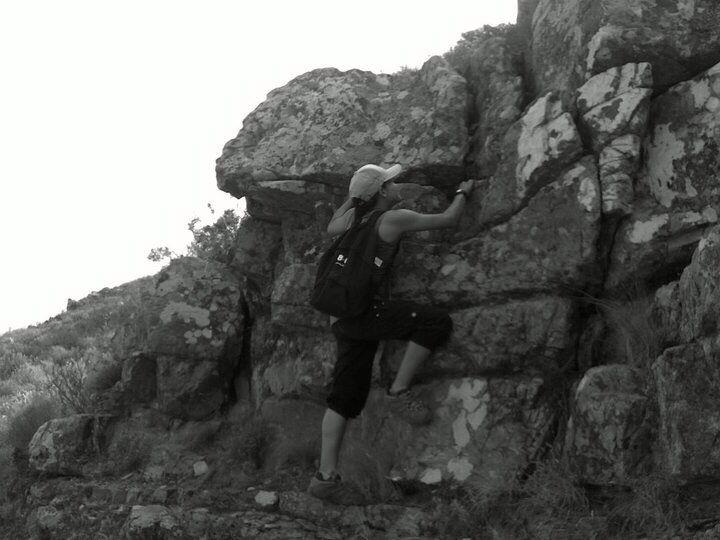 #hike #lionshead #mountain #morningsun