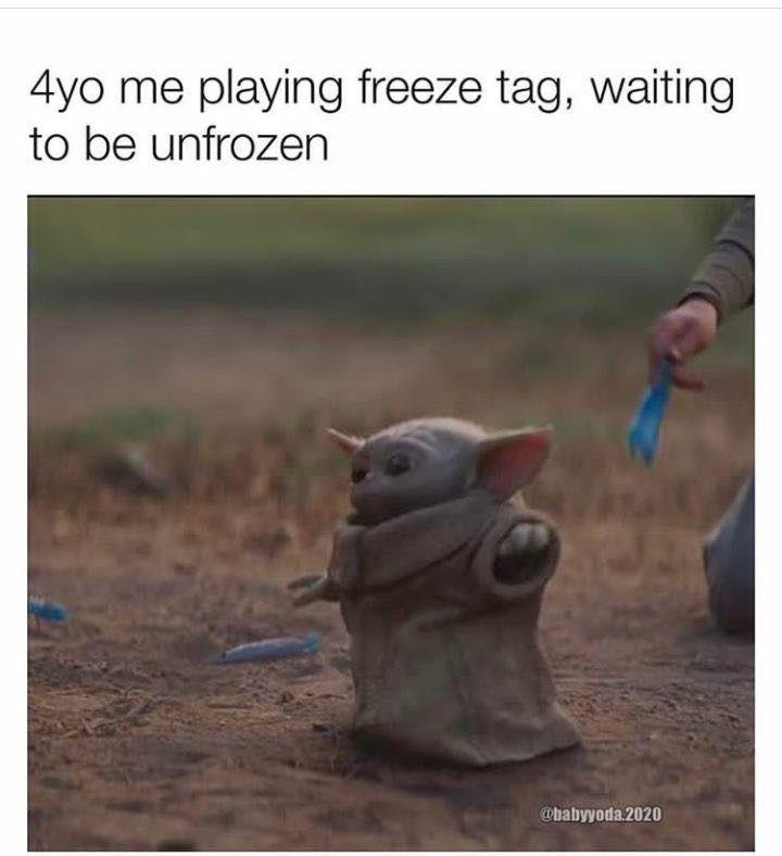 Pin By L Pezan On Baby Yoda Yoda Funny Yoda Meme Funny Jokes