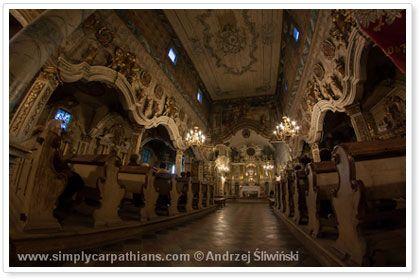 Carpathian Foothills are full of interesting monuments #Poland www.simplycarpathians.com