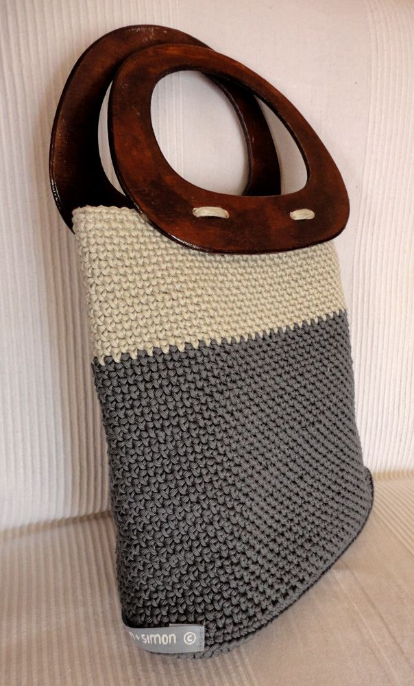 grey bag by smns