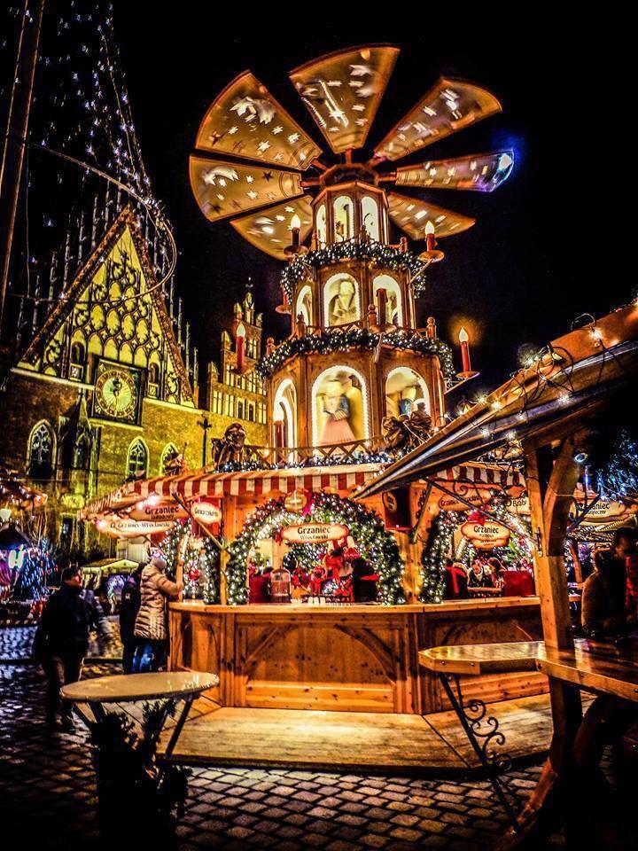 Wrocław Christmas 2015