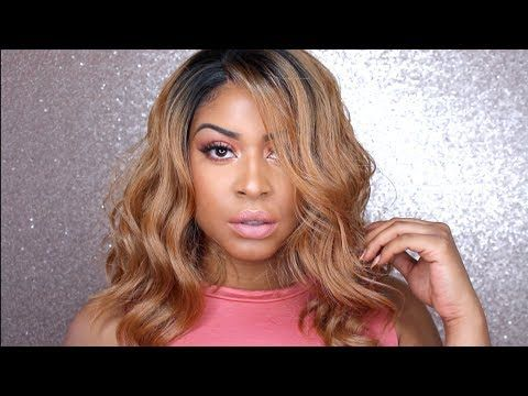 """Hey guys I back with another Friday Night Hair review. GLS132 she's a beauty Link to this hair is listed below. She reminds me a lot of Fretress Equals """"Trix..."""