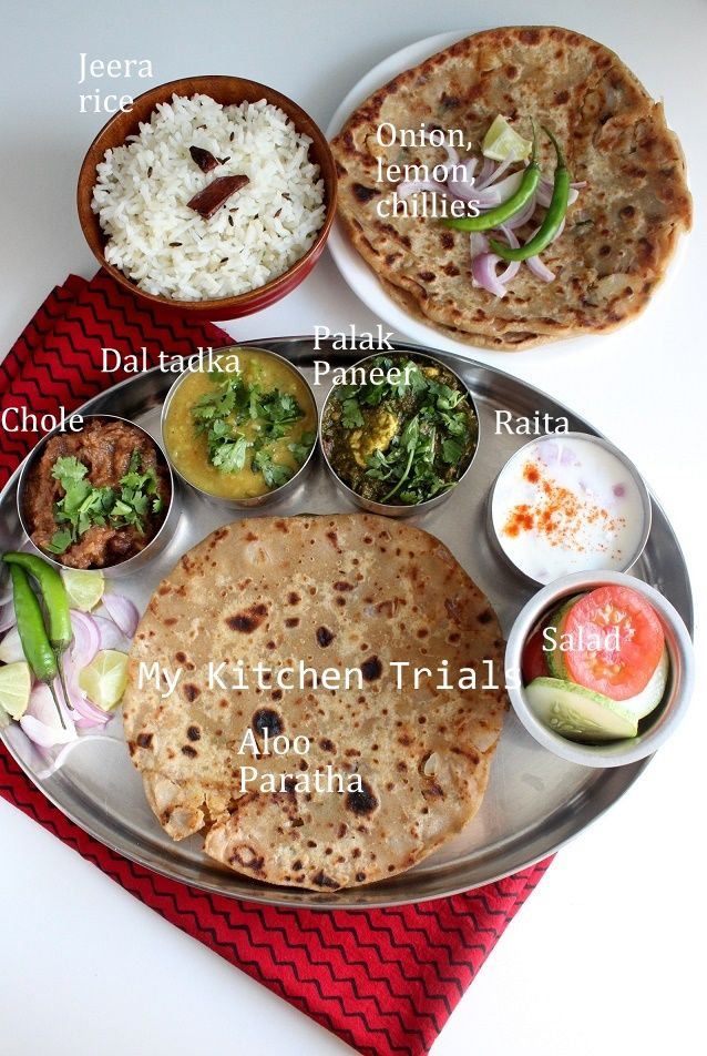 What are the dishes that come to your mind when you think about an Indian thali? Paneer butter masala? Palak Paneer? Paneer Tikka masala? Dal Makni? Rajma? Chole? Parathas? Naan? Dal fry? Well, alm...
