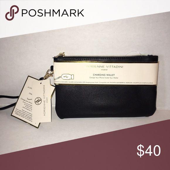 Wristlet charge bank Charging wristlet new designer made Bags Wallets