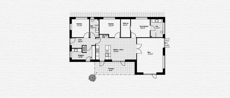 Arkitec Model 164 | K2 Huset