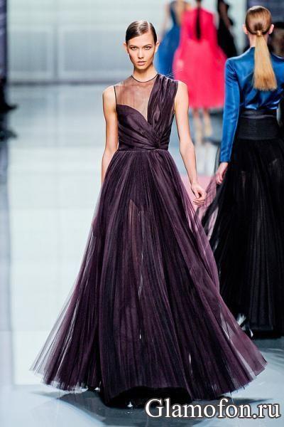 Выпускное платье dior