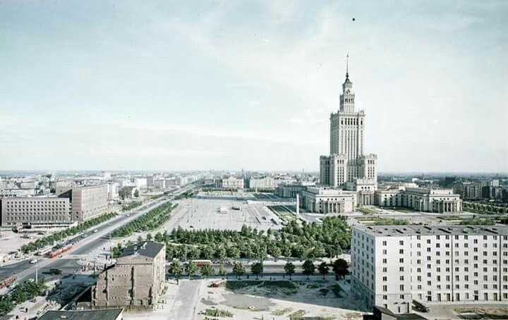 Marszałkowska, 1962