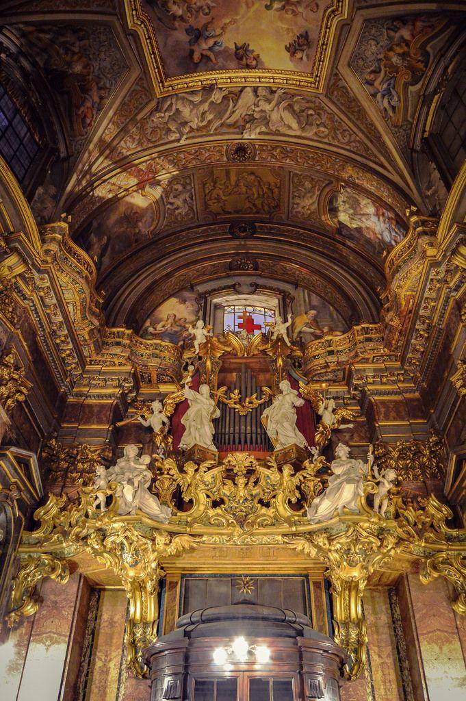 Iglesia de Santa María Magdalena (Roma - Italy)