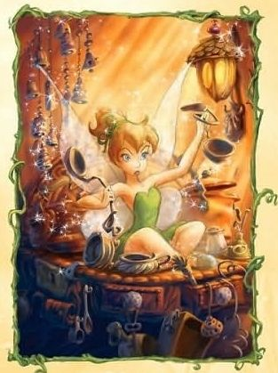 Disney Fairies Tinkerbell - disney-fairies Photo