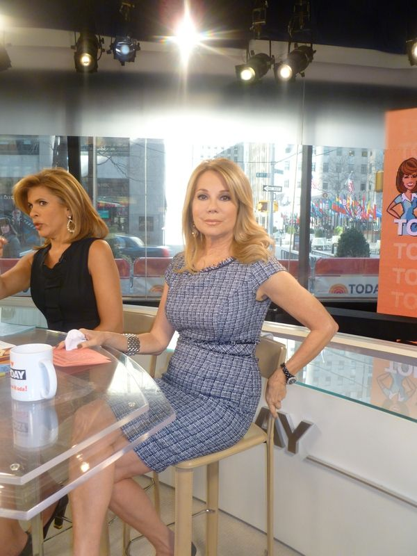 Kathy Lee Gifford Spotted In Donna Ricco Pinterest