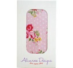 Alimrose Muslin Wrap - Pink