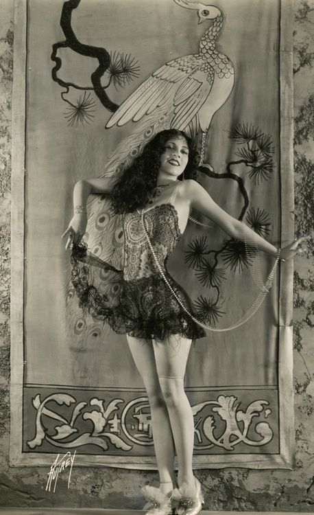 "Photo by Max Munn Autrey Olive Borden was an American actress in film and stage actress who began her career during the silent film era. Nicknamed ""The Joy Girl"", Borden was known for her jet-black hair and overall beauty."