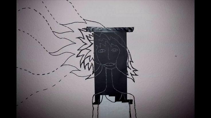 Work of the swiss artist Augustin Rebetez maison // extract 1