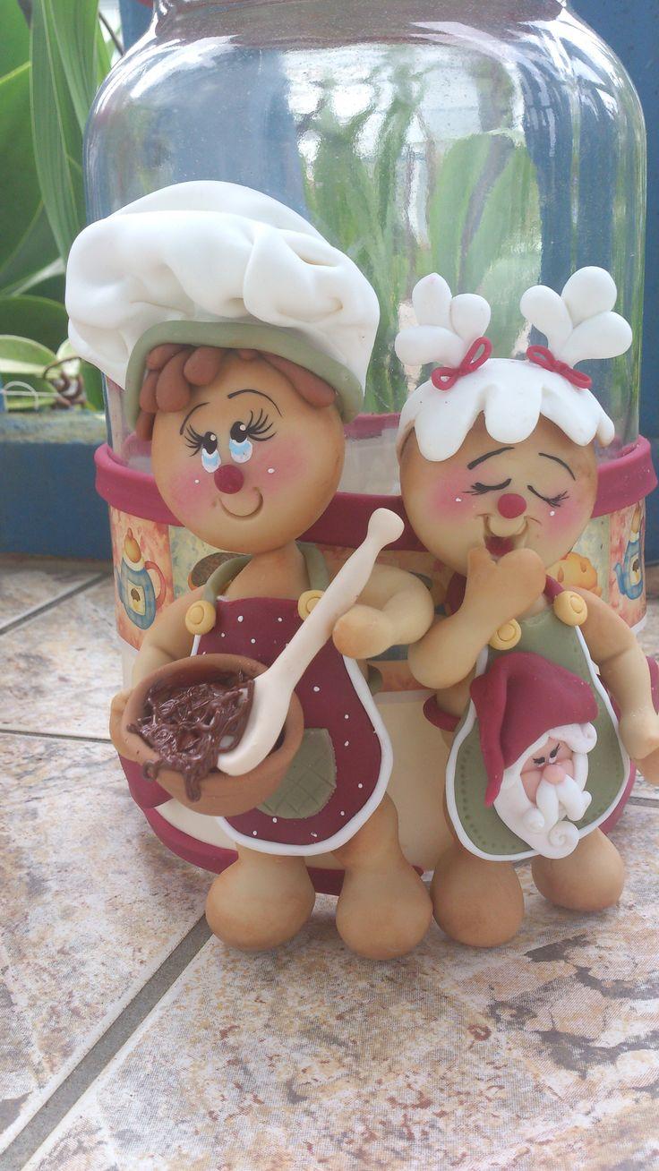 Biscoitos de Gengibre!