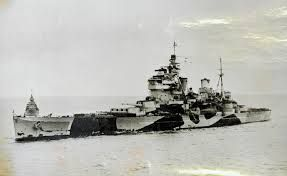 Image result for hms anson ww2