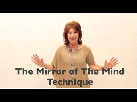 The Mirror of the Mind Technique for Problem Solving - The Silva Method