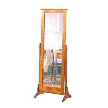 "Floor #Mirror Honey #Pine Large Freestanding 66""H X 24""W # 151614 Shop --> http://www.rensup.com/Mirrors/Mirrors-Honey-Pine-Large-Floor-Mirror-66H-x-24W/pd/151614.htm?CFID=1232293&CFTOKEN=a1b2225cbb1af233-5588A57B-B270-514A-362BBE5A92FB1D5B"