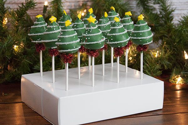 Cake pop stands