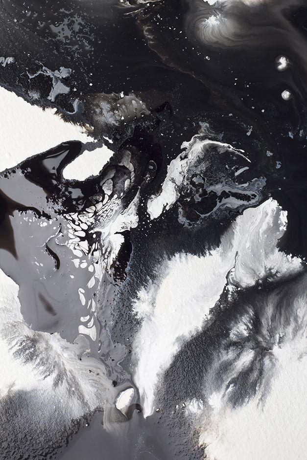 J.D. Doria - Painting as Multitude (the Umwelt series) - Anti-Utopias