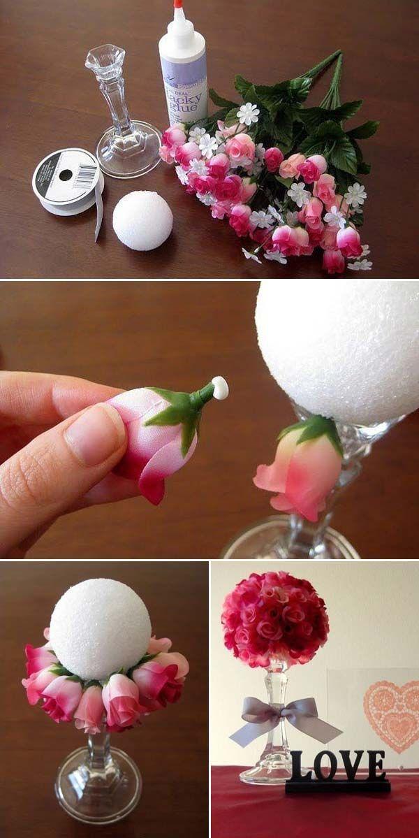 32 einfache und süße Valentinstag Handwerk kann nur eine Stunde machen #einf ....