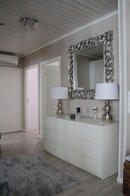 Eteinen Tauna says: the mirror!