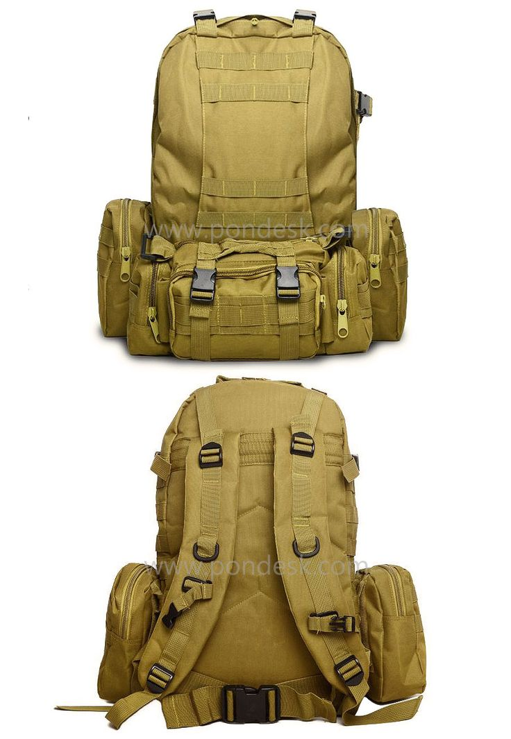 Outdoor Sports Camping Hiking Military Tactical Backpacks