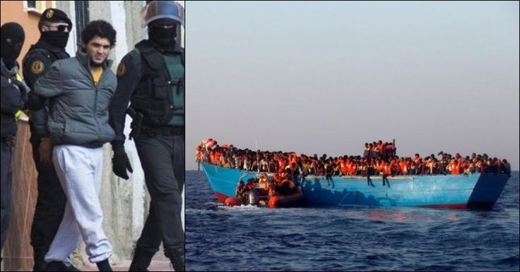 Muslim Faces 90 Years In Prison After What Was Found Hiding On Refugee Boat