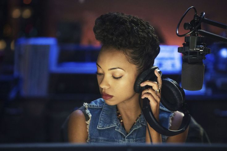 Dear White People (2017) - Netflix - Logan Browning as Sam White