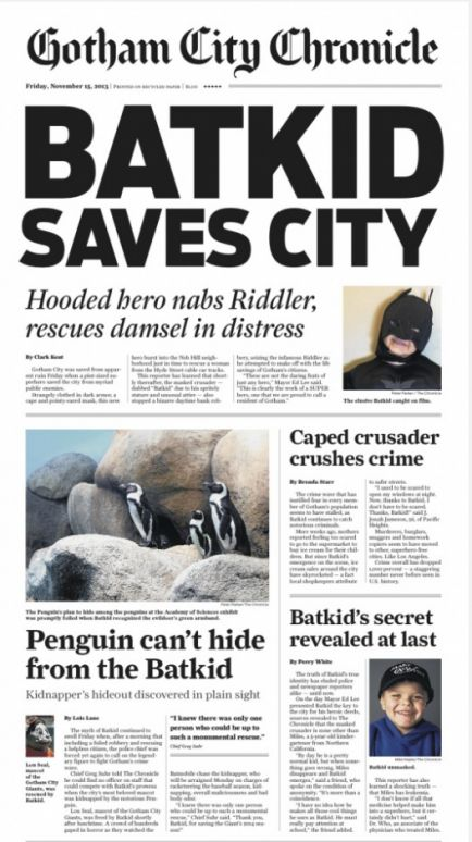 Batkid Saves San Francisco: 10 Photos That Will Restore Your Faith in Humanity