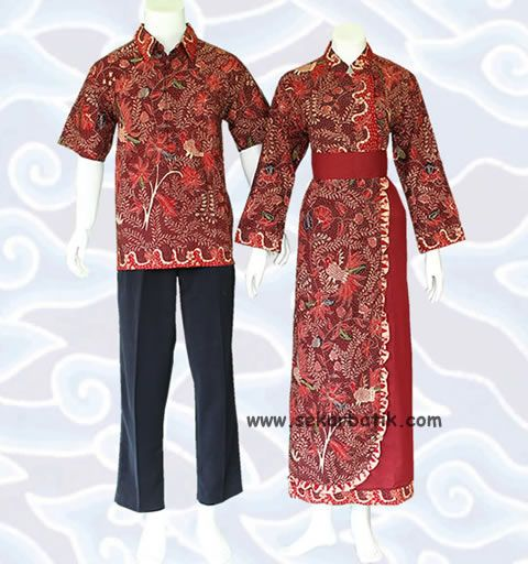 Baju Muslim Batik Keluraga 5 Orang: 17 Best Images About Batik On Pinterest