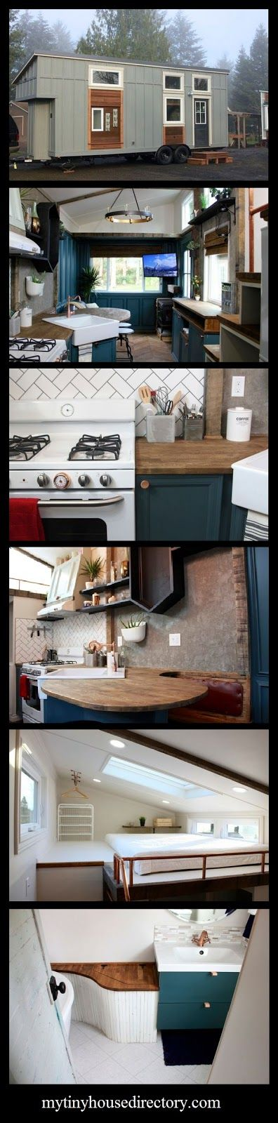 mytinyhousedirectory: Urban Craftsman by Handcrafted Movement ~ Spectacu...