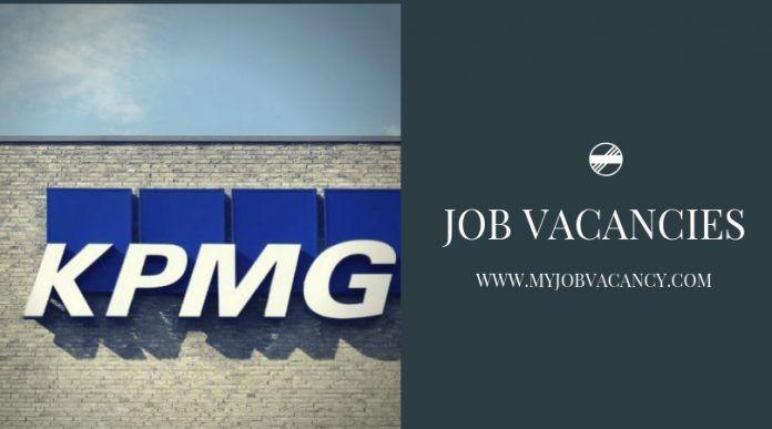 Tap Here To Get Latest Kpmg Gulf Job Vacancies Gulfjobvacancy